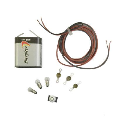 Kit elettrico scuola