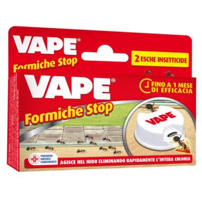 VAPE formiche stop
