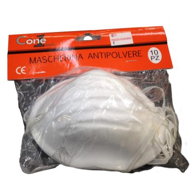 Mascherina antipolvere monouso