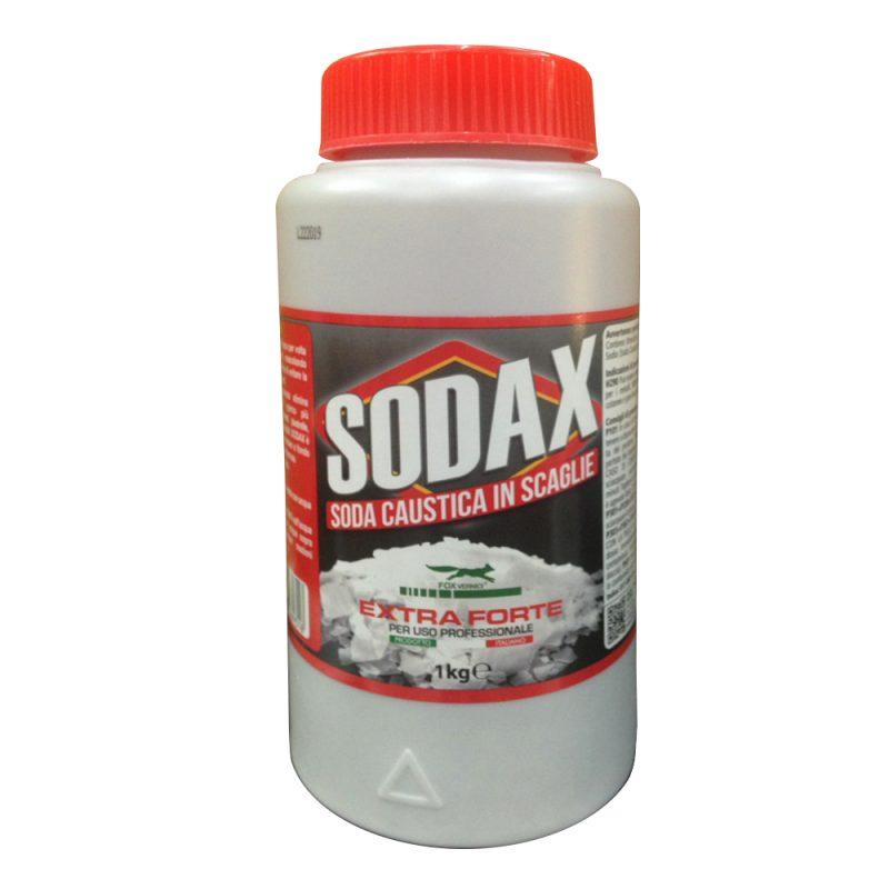 Sodax soda caustica in scaglie