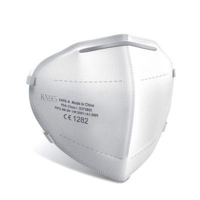 Mascherine monouso KN95 senza valvola conf. 5pz